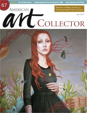 American art collector may 2011_cover